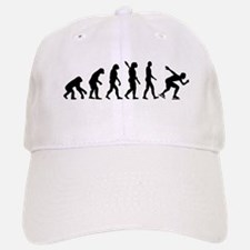 Evolution Speed skating Baseball Baseball Cap