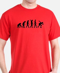 Evolution Speed skating T-Shirt