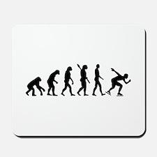 Evolution Speed skating Mousepad