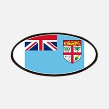 Flag of Fiji Patches