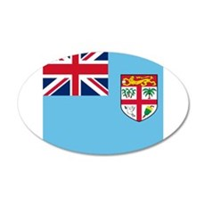 Flag of Fiji Wall Sticker