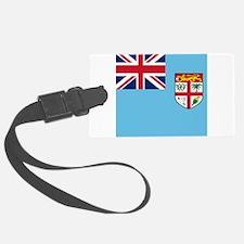 Flag of Fiji Luggage Tag