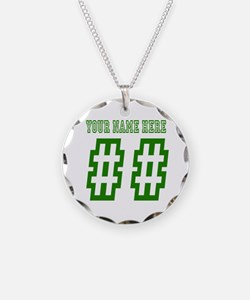 Custom Game Day Necklace