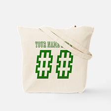 Custom Game Day Tote Bag