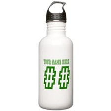 Custom Game Day Water Bottle