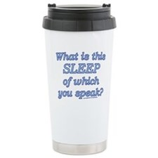 Funny Office Travel Mug