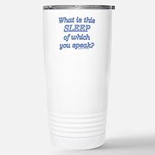 Funny Teen humor Travel Mug