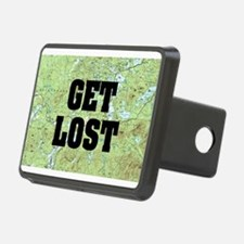 Get Lost Hitch Cover