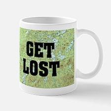 Get Lost Mugs
