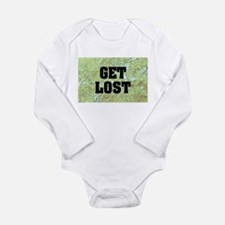 Get Lost Body Suit