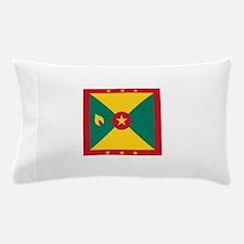 Flag of Grenada Pillow Case