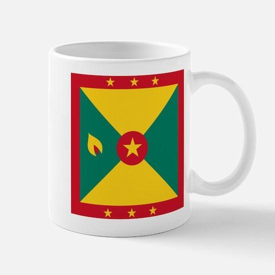 Flag of Grenada Mugs