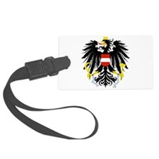 Austrian Coat of Arms Luggage Tag