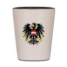 Austrian Coat of Arms Shot Glass