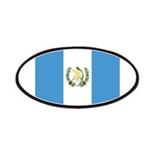 Flag of Guatemala Patches