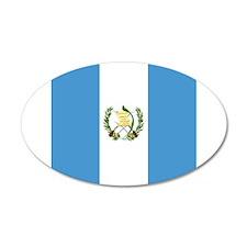 Flag of Guatemala Wall Sticker