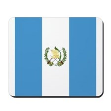 Flag of Guatemala Mousepad