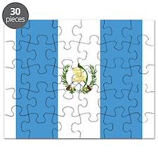 Flag of Guatemala Puzzle