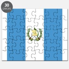 Flag of Guatemala Puzzle