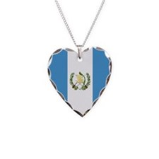 Flag of Guatemala Necklace