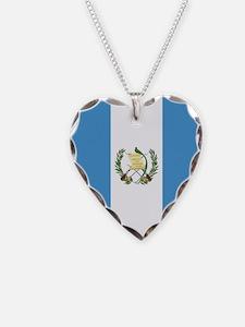 Flag of Guatemala Necklace
