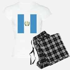 Flag of Guatemala pajamas