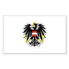 Austrian Coat of Arms Bumper Stickers