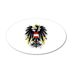 Austrian Coat of Arms Wall Decal