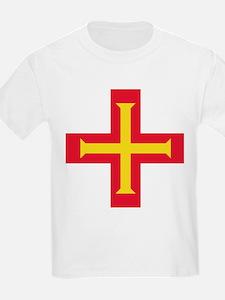 Flag of Guernsey T-Shirt