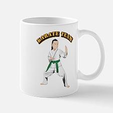 Karate Team Mug