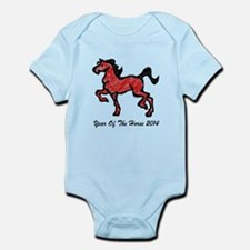 Year Of The Horse 2014 Body Suit