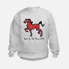 Year Of The Horse 2014 Sweatshirt