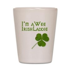 Wee Irish Laddie Shot Glass