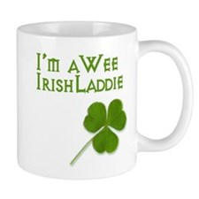 Wee Irish Laddie Mug