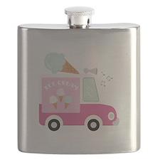 Ice Cream Flask