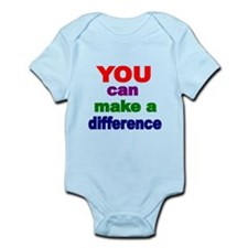 You can make a difference 2 Body Suit