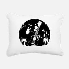 Uke ukulele instrument Rectangular Canvas Pillow
