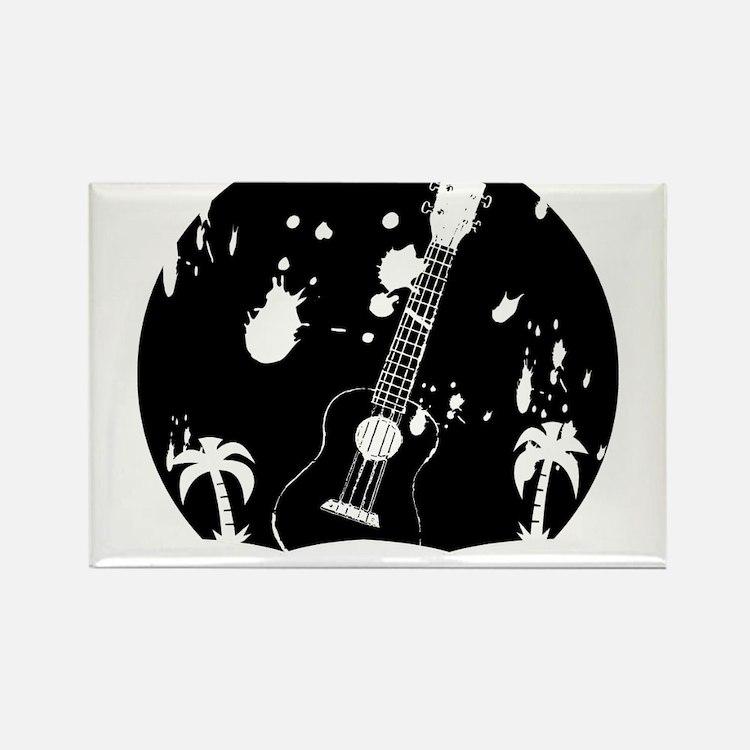 Uke ukulele instrument Magnets