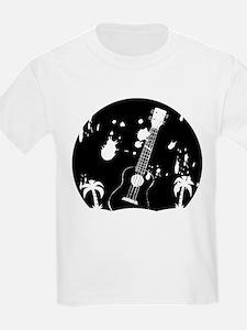 Uke ukulele instrument T-Shirt