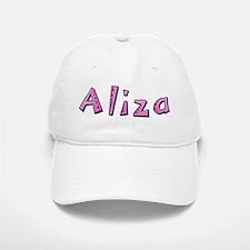 Aliza Pink Giraffe Baseball Baseball Baseball Cap