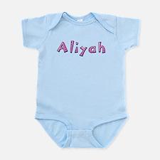 Aliyah Pink Giraffe Body Suit