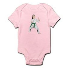 Karate - No Txt Infant Bodysuit