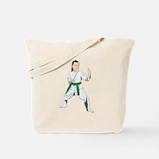 Karate - No Txt Tote Bag