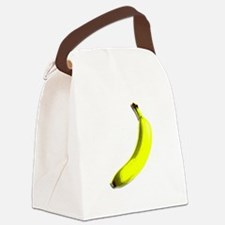 banana Canvas Lunch Bag