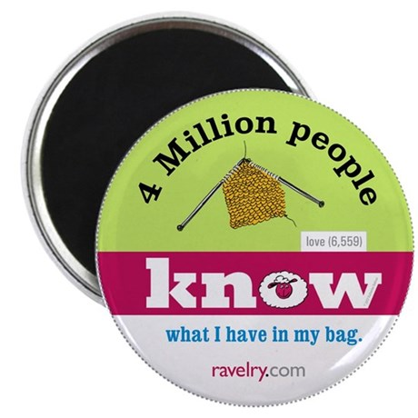 Ravelry 4 Million My Magnet