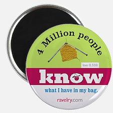 Ravelry 4 Million My Magnet