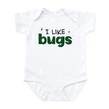 I Like Bugs Infant Bodysuit