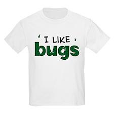 I Like Bugs T-Shirt