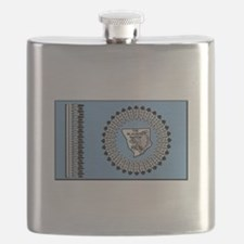 Blackfoot Tribe Flask