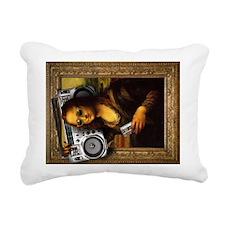 Boomer Lisa Rectangular Canvas Pillow
